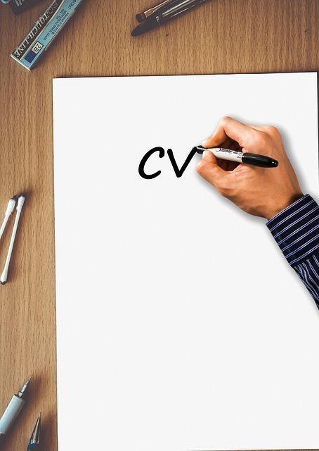czego nie pisać w CV